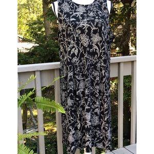 J Jill Wearever Collection Dress